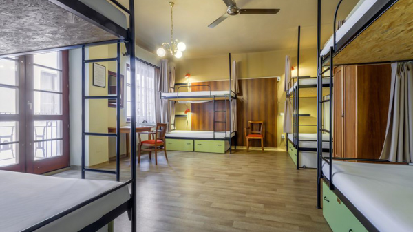 best hostels in Prague Little Quarter Hostel