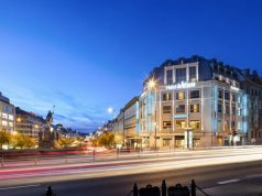 hotels near Prague train station