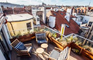 best hotels near the old town square