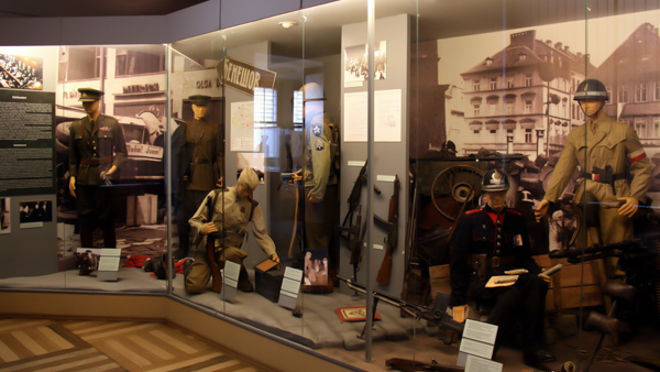 Museums in Prague Military Museum