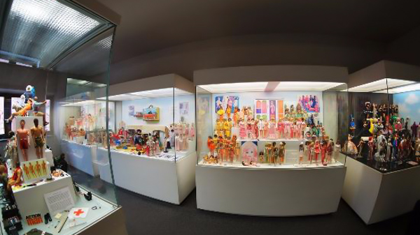 Museums in Prague Museum of Toys