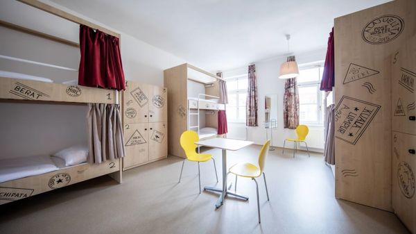 best hostels in Prague Post Hostel