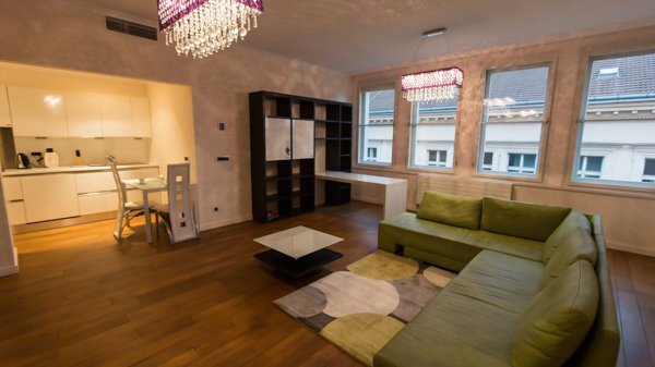 hotels near the old town square Residence Prague Life Masna