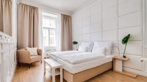 3 star hotels in Prague White & Woody Prague Castle Residence
