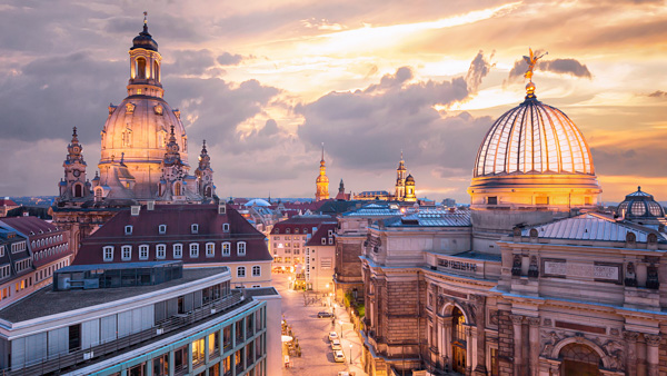 one day tour from Prague to dresden