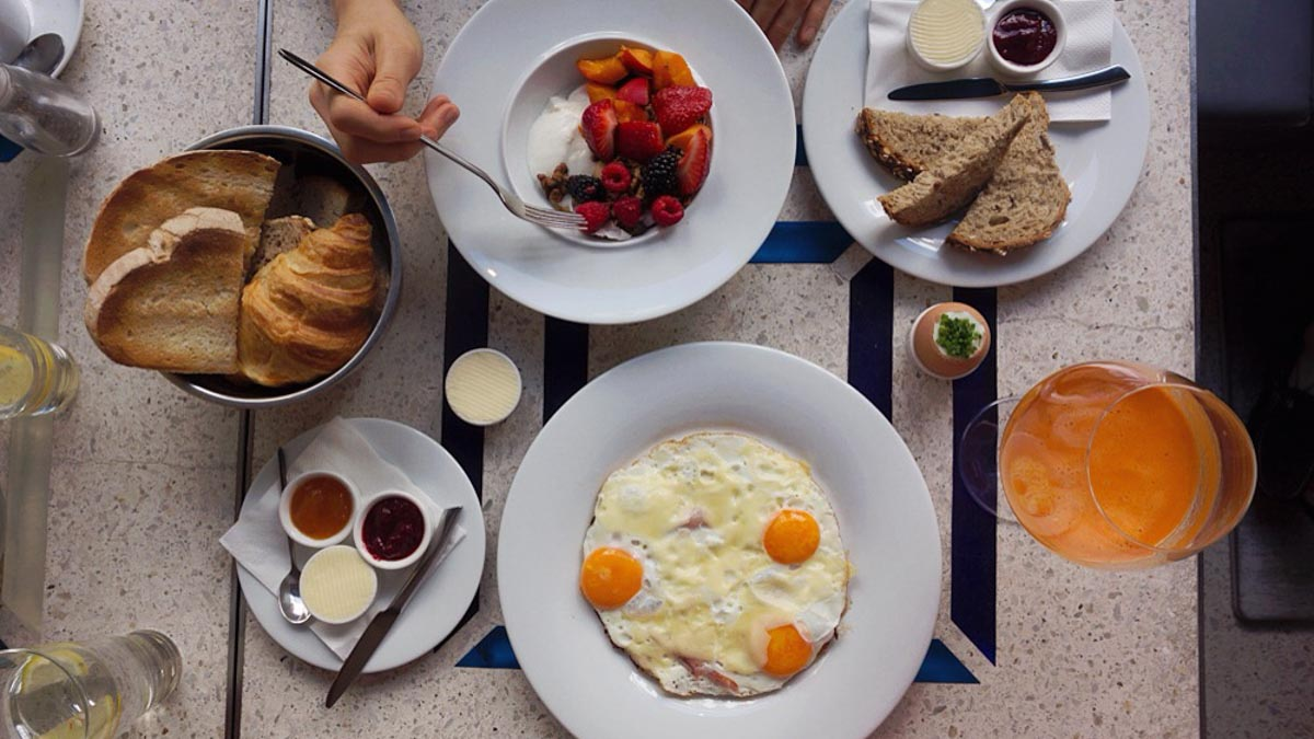 best places to have brunch in Prague