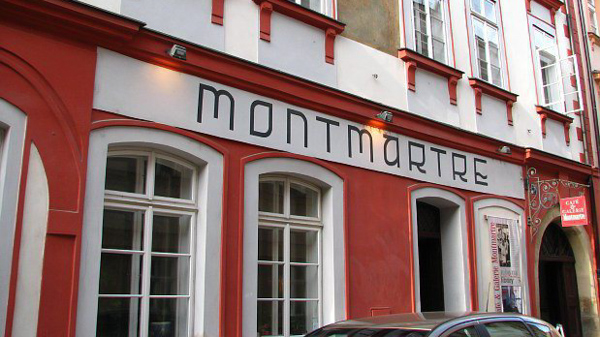 where to have brunch in Prague cafe montmartre