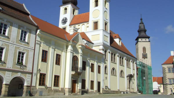 Telc Church of the Name of Christ