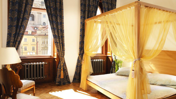 Holiday apartments in Prague Malostranská Residence
