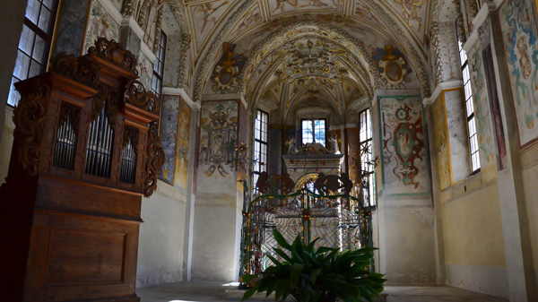 Telc The Chapel of All Saints