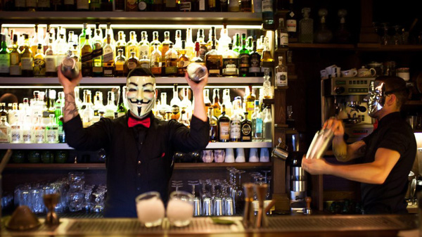 best speakeasy bars in Prague anonymous bar