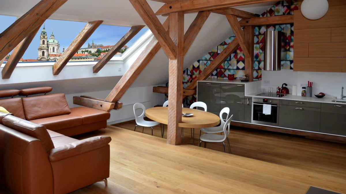 Best holiday apartments for rent in Prague - the list of ...