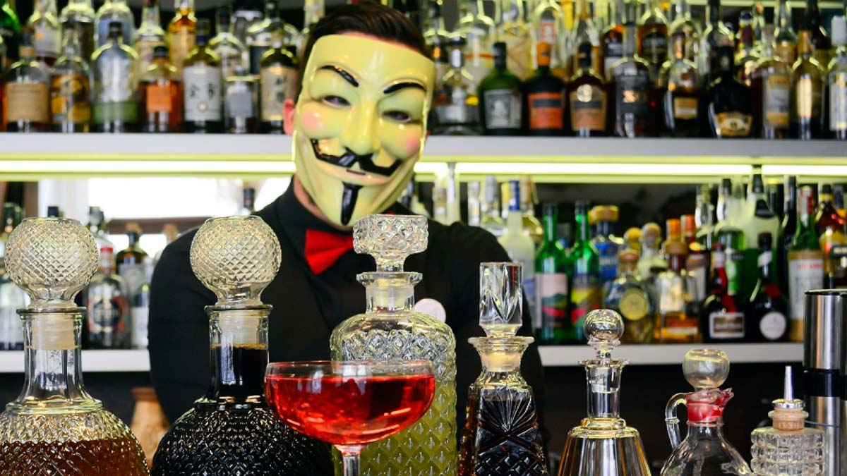 best speakeasy bars in Prague