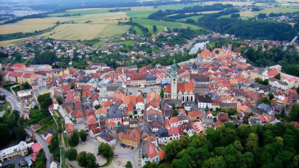 Tabor history of the city