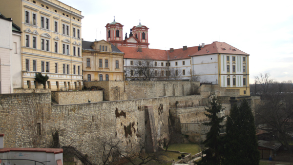 Litomerice Fortifications