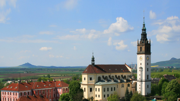 Litomerice St. Stephen's Cathedral