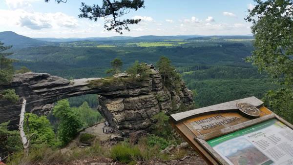 Bohemian Switzerland review