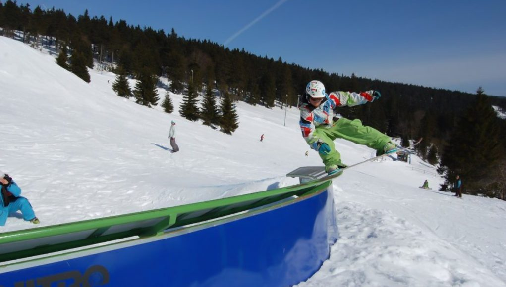 Ski resorts in Karlovy Vary